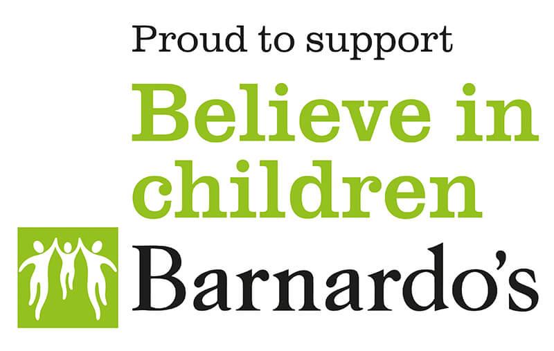 Barnardo's Childrens Charity logo