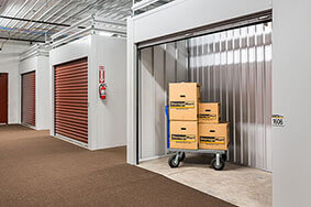 Affordable storage in Chicago