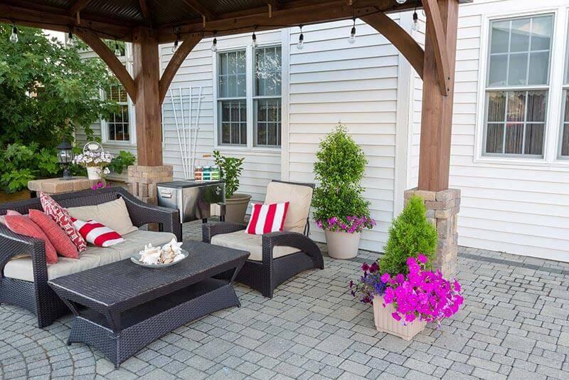 Des conseils pour entreposer le mobilier extérieur
