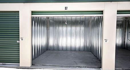 StorageMart 338 Ave East in Okotoks Drive-Up Units