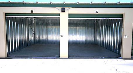 StorageMart 338 Ave East in Okotoks Self Storage Units