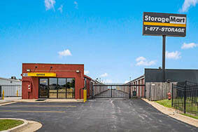 Affordable storage in Grimes IA