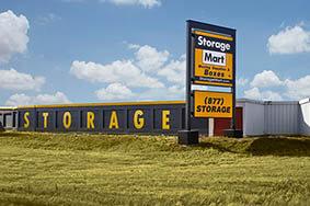 Calgary Self Storage at 5 St SW
