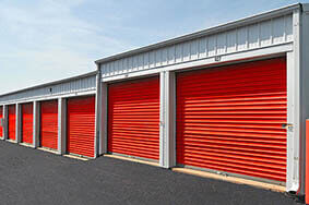 Storage in Concord and Vaughan, Ontario