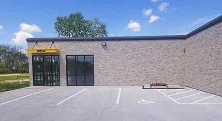 StorageMart en Army Post Road en Des Moines almacenamiento