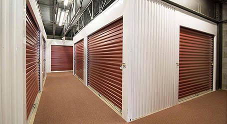StorageMart en Atlanta Highway en Athens Control climático