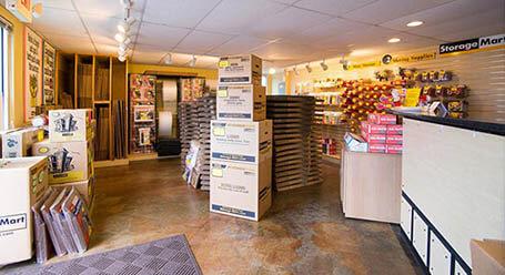 StorageMart en Atlanta Highway en Athens instalación de almacenamiento