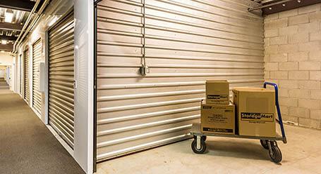 StorageMart en Baker Rd en Virginia Beach Control climático