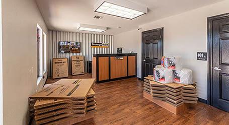 StorageMart en Braun Road en San Antonio instalación de almacenamiento