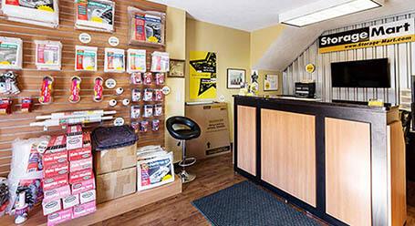 StorageMart en Bristol Street en Papillion instalación de almacenamiento