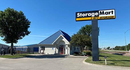 StorageMart en Cornhusker Highway en Lincoln Almacenamiento