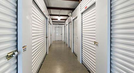 StorageMart en Cornhusker Highway en Lincoln Control climático