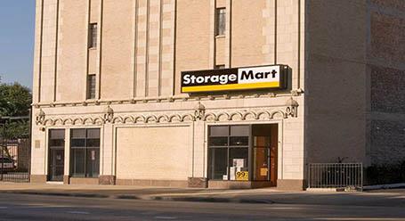 StorageMart en Cottage Grove en Chicago almacenamiento