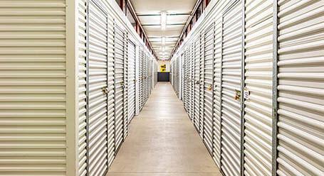 StorageMart en Douglas Avenue en Urbandale Control climático