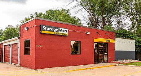 StorageMart en Douglas Avenue en Urbandale instalación de almacenamiento