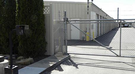 StorageMart en E State St en Eagle,Idaho Accesso Carrado