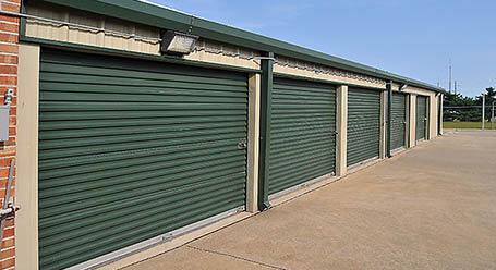 StorageMart en East Santa Fe Street in Gardner unidades de almacenamiento