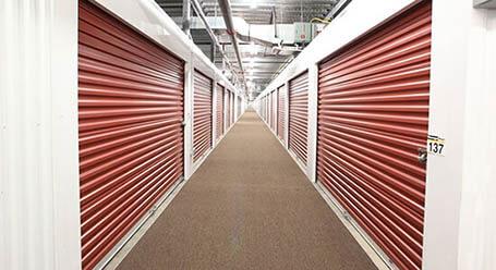 StorageMart en Flanagan Way en Secaucus Control climático