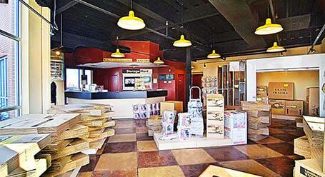 StorageMart en Flanagan Way en Secaucus instalación de almacenamiento