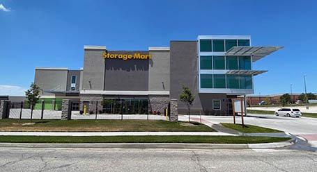 StorageMarten Glenwood St en Overland Park Almacenamiento