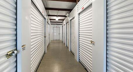 StorageMarten Glenwood St en Overland Park Control climático