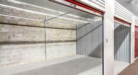 StorageMart en Griffin Road en Dania Beach Almacenamiento interior