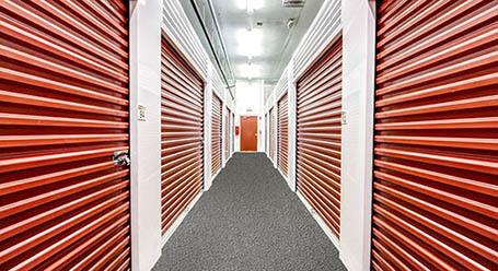 StorageMart en Griffin Road en Ft-Lauderdale Control climático