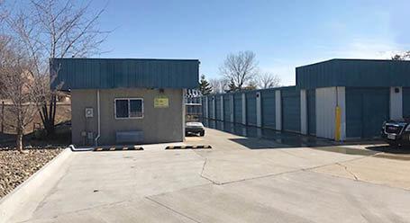 StorageMart en Hackley Ave en Des Moines Almacenamiento