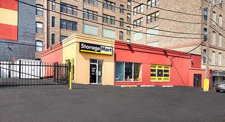 StorageMart en Halsted Street en Chicago almacenamiento