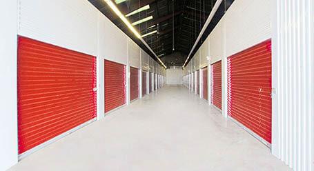 StorageMart en Halsted Street en Lincoln Park almacenamiento interior