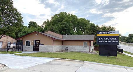 StorageMart en Harrison St en Omaha almacenamiento