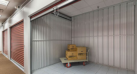 StorageMart en Harry Langdon Blvd en Council Bluffs Control climático