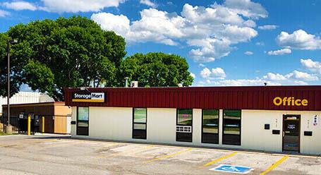 StorageMart en I St en Omaha Almacenamiento