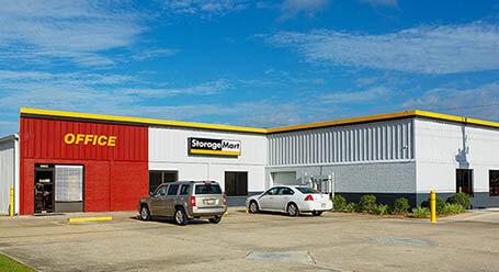 StorageMart en Ihles Road en Lake Charles Almacenamiento