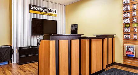 StorageMart en Ihles Road en Lake Charles instalación de almacenamiento