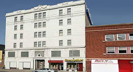 StorageMart en Madison Street en Chicago Almacenamiento