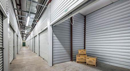 StorageMart en Mahaffie Circle en Olathe Control climático