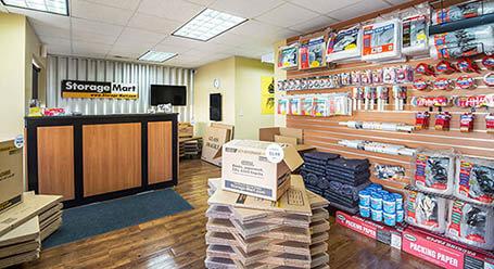 StorageMart en Mahaffie Circle en Olathe instalación de almacenamiento