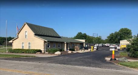 StorageMart en Marilyn Rd en Fishers - instalación de almacenamiento