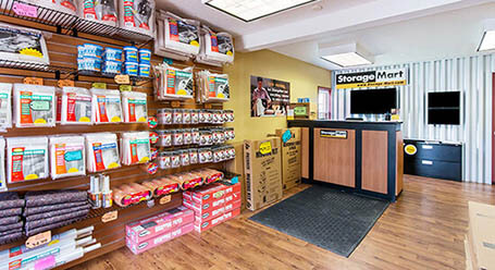 StorageMart en Martin Luther King Jr Parkway en Des Moines instalación de almacenamiento