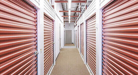 StorageMart en McGregor Blvd en Fort Myers Control climático