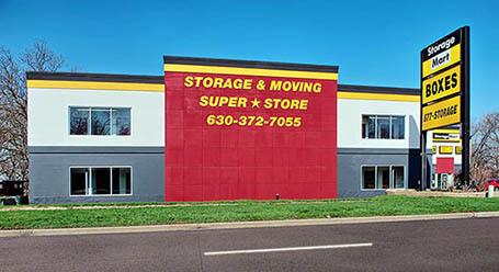 StorageMart en North 004 Route 59 en Elgin Almacenamiento