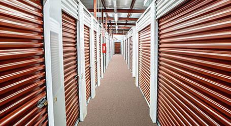 StorageMart en North Mannheim en Franklin Park Control climático