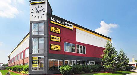 StorageMart en North Mannheim en Franklin Park Instalación de Almacenamiento