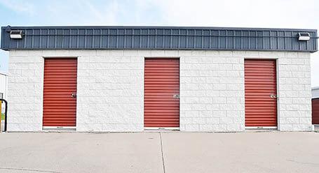 StorageMart en Northwest Jefferson Street en Grain Valley unidades de almacenamiento