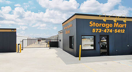 StorageMart en Paris Road en Columbia Almacenamiento