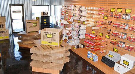 StorageMart en Paris Road en Columbia instalación de almacenamiento