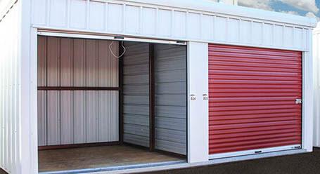 StorageMart en Park Avenue en Basalt unidades de almacenamiento