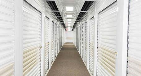 StorageMart en Potranco Road en San Antonio Control climático