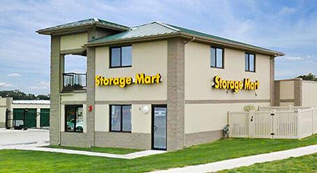 StorageMart en Redick Avenue en Omaha Almacenamiento
